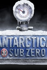 Preview iPhone wallpaper Antarctica subzero creative