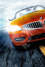 Preview iPhone wallpaper BMW car in Need for Speed: The Run
