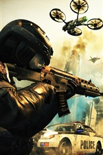 Preview iPhone wallpaper Call of Duty: Black Ops II HD
