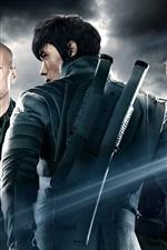 Vorschau des iPhone Hintergrundbilder G.I. Joe: Retaliation 2012