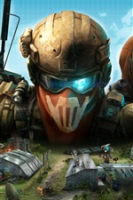 Preview iPhone wallpaper Ghost Recon: Commander