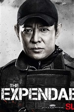 Preview iPhone wallpaper Jet Li in The Expendables 2