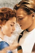 iPhone обои Любовь классический фильм Титаник