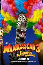Madagascar 3 HD