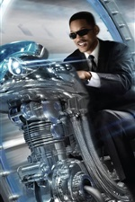 Preview iPhone wallpaper Men in Black 3 movie HD