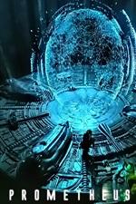 Vorschau des iPhone Hintergrundbilder Prometheus Schiff