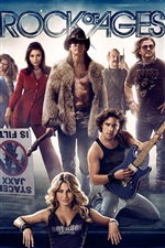 Preview iPhone wallpaper Rock of Ages 2012