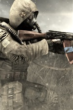 Preview iPhone wallpaper S.T.A.L.K.E.R.: Clear Sky