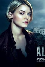Sarah Jones em Alcatraz