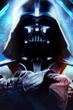 Preview iPhone wallpaper Star Wars