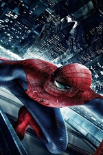 iPhone обои Amazing Spider-Man фильм HD