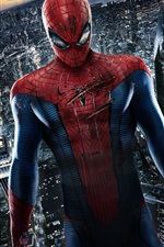 Preview iPhone wallpaper The Amazing Spider-Man movie
