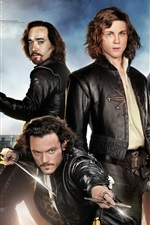 Preview iPhone wallpaper The Three Musketeers HD