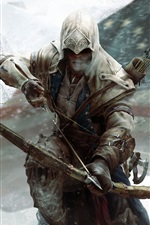 Preview iPhone wallpaper 2012 Assassin's Creed 3 HD