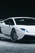 Preview iPhone wallpaper 2012 Lamborghini