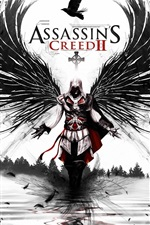 Preview iPhone wallpaper Assassin's Creed II