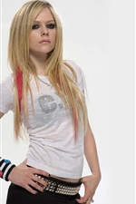 Preview iPhone wallpaper Avril Lavigne 22