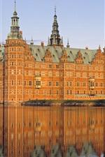 Burg in Dänemark