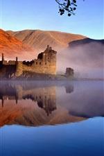 Vorschau des iPhone Hintergrundbilder Castle in Schottland