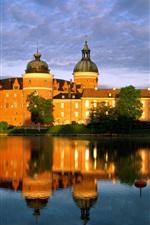 Castle in Sweden