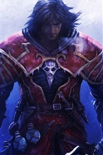 Preview iPhone wallpaper Castlevania: Lords of Shadow