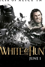 Preview iPhone wallpaper Chris Hemsworth in Snow White and The Huntsman