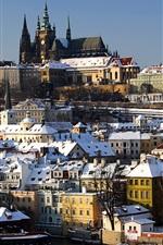 Preview iPhone wallpaper Czech winter