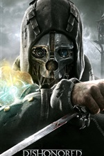 Preview iPhone wallpaper Dishonored