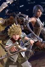 Preview iPhone wallpaper Final Fantasy XIV 2012 HD