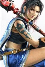 Personagens do jogo Final Fantasy