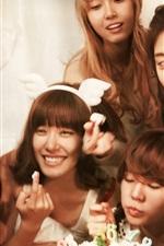 iPhone обои Girls Generation в Токио 11