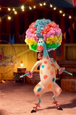 Preview iPhone wallpaper Madagascar 3 movie wide
