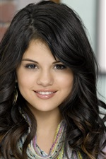 Preview iPhone wallpaper Selena Gomez 04