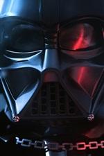 Vorschau des iPhone Hintergrundbilder Star Wars, Darth Vader