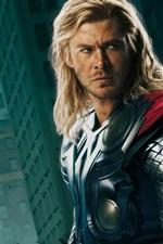 Vorschau des iPhone Hintergrundbilder The Avengers, Thor