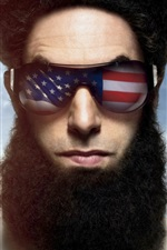 Preview iPhone wallpaper The Dictator 2012