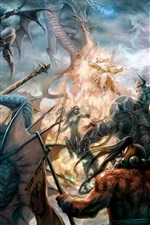 Preview iPhone wallpaper World of WarCraft PC game