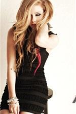 Preview iPhone wallpaper Avril Lavigne 27