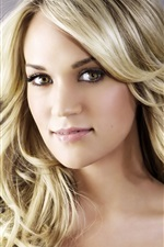 Preview iPhone wallpaper Carrie Underwood 03