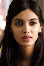 Preview iPhone wallpaper Diana Penty in Cocktail