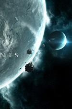 미리보기 iPhone 배경 화면 이브 온라인 : Tyrannis HD