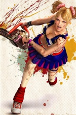 Preview iPhone wallpaper Lollipop Chainsaw HD