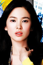 Preview iPhone wallpaper Song Hye Kyo 03