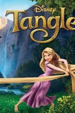Vorschau des iPhone Hintergrundbilder Tangled HD