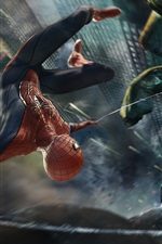Preview iPhone wallpaper The Amazing Spider-Man HD