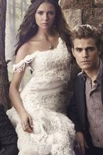 Vorschau des iPhone Hintergrundbilder The Vampire Diaries TV-Serie