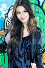 Preview iPhone wallpaper Victoria Justice 05