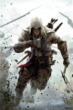 Preview iPhone wallpaper 2012 game Assassin's Creed 3