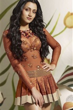 Preview iPhone wallpaper Beautiful Indian girl