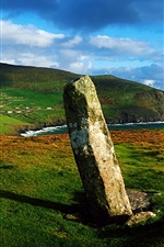 Preview iPhone wallpaper Beautiful scenery of Ireland